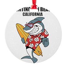 Huntington Beach, California Ornament