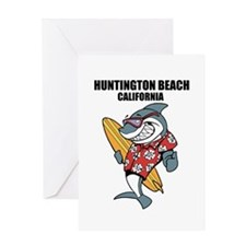 Huntington Beach, California Greeting Cards