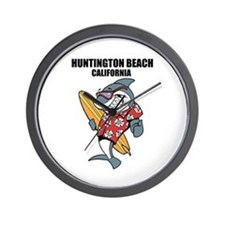 Huntington Beach, California Wall Clock