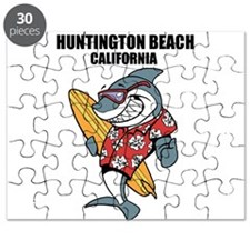 Huntington Beach, California Puzzle