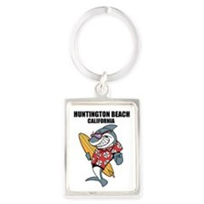 Huntington Beach, California Keychains