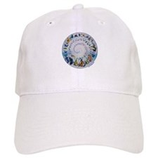 Butterfly Mandala * Transformation Baseball Cap
