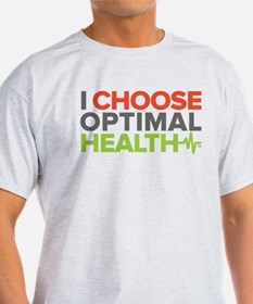 Dr. A I Choose Logo - T-Shirt