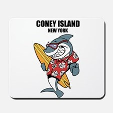 Coney Island, New York Mousepad