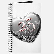 25th Anniversary Journal
