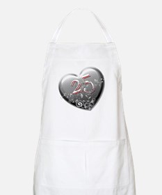 25th Anniversary Apron