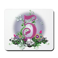 5th Wedding Anniversary Mousepad