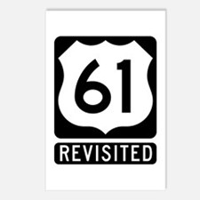 61 Revisited Postcards (Package of 8)