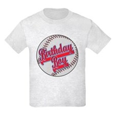 Baseball Birthday Boy T-Shirt