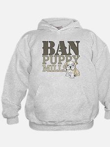 Ban Puppy Mills Hoodie