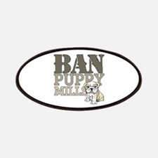 Ban Puppy Mills Patches
