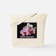 """Phal. Orchids """"MetroSexual"""" Tote Bag"""