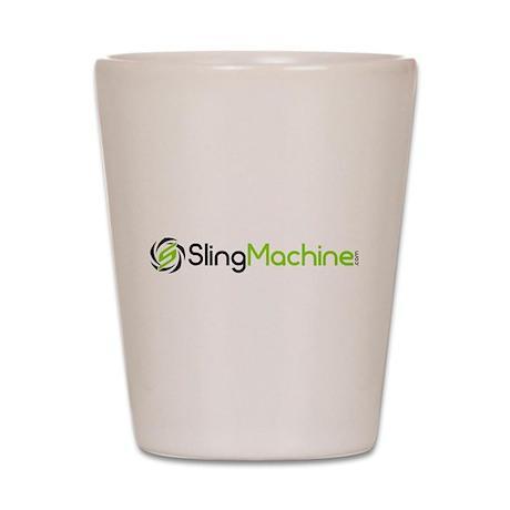 Sling Machine Shot Glass