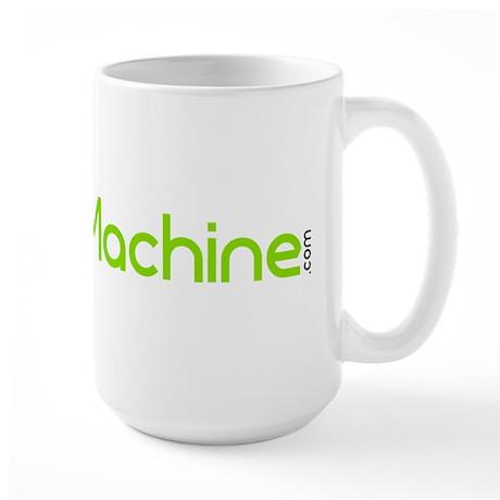 Sling Machine Large Mug