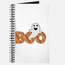 BOO Spooky Halloween Casper Journal