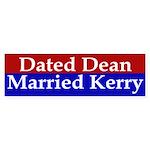 Dated Dean, Married Kerry (sticker)