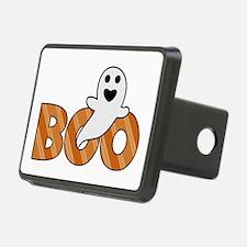 BOO Spooky Halloween Casper Hitch Cover