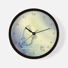 Imaginings Children's Wall Clock