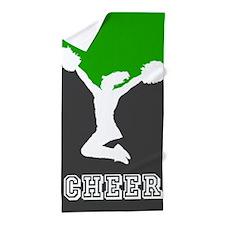 Cheerleader Beach Towel