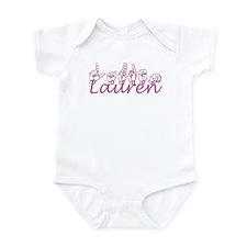Lauren Infant Bodysuit
