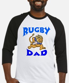 Rugby Dad Baseball Jersey