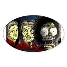 Large Marge Cartoon Bumper Stickers