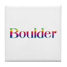 Boulder Tile Coaster