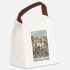 1970 Childrens Book Week Canvas Lunch Bag