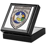Vegas Marshal Keepsake Box