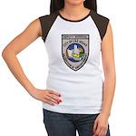 Vegas Marshal Women's Cap Sleeve T-Shirt