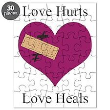 Love Hurts Puzzle