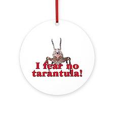 Cute Threat Ornament (Round)