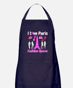 PARIS COUTURE Apron (dark)