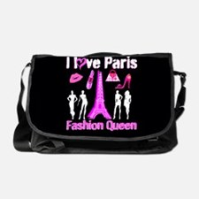 PARIS COUTURE Messenger Bag