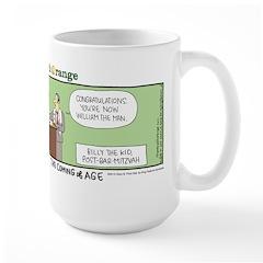 The Coming of Age Large Mug
