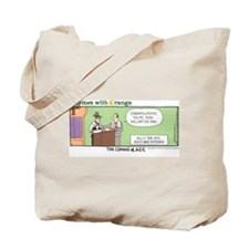 The Coming of Age Tote Bag