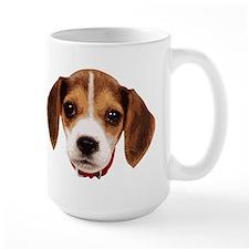 Beagle face 002 Mugs