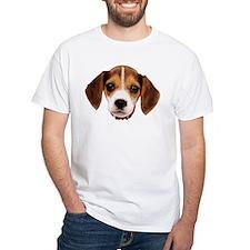 Beagle face 002 T-Shirt