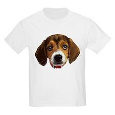 Beagle Face 003 T-Shirt