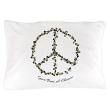 Give Bees A Chance Pillow Case