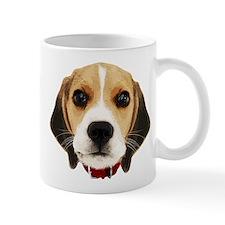 Beagle Face 004 Mugs