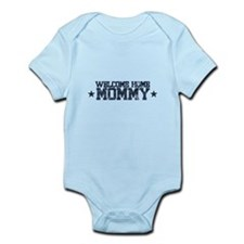 Welcome Home NAVY Mommy Body Suit