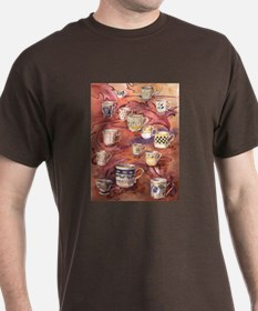 Coffee cups T-Shirt
