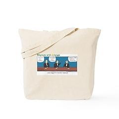 Her Majesty's Secret Service Tote Bag