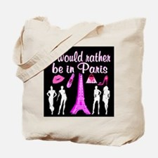 PARIS GIRL Tote Bag