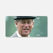 HRH Prince Philip Windsor Aluminum License Plate