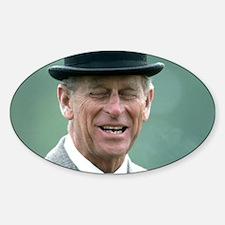 HRH Prince Philip Windsor Decal