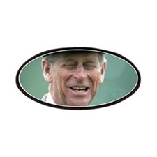 HRH Prince Philip Windsor Patches