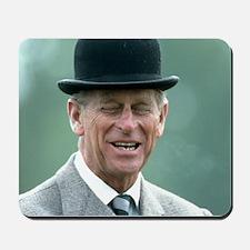HRH Prince Philip Windsor Mousepad