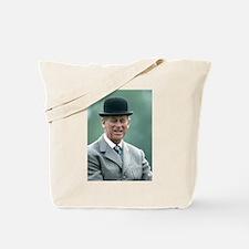 HRH Prince Philip Windsor Tote Bag